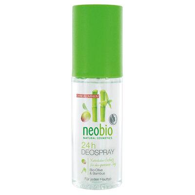 Neobio 24 Saat Etkili Deodorant Sprey 100ml