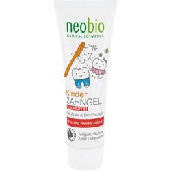 Neobio - Neobio Çocuklar İçin Florürsüz Diş Macunu 50ml