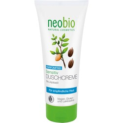 Neobio - Neobio Hassas Ciltler İçin Kokusuz Duş Kremi 200ml