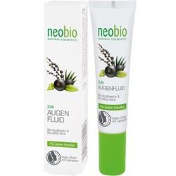Neobio - Neobio Organik Aloe ve Açai 24 Saat Etkili Göz Kremi 15ml