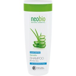 Neobio - Neobio Organik Aloe Vera Hassas Saç Derisi İçin Şampuan 250ml