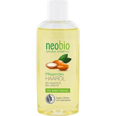 Neobio Organik Argan yağı ve Zeytinyağı Besleyici Saç Bakım Yağı 75ml