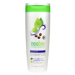Neobio - Neobio Organik Kafein ve Huş Yağrağı Özü Hacim Veren Şampuan 250ml