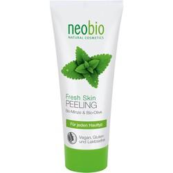 Neobio - Neobio Organik Nane ve Zeytin Yağı Canlandırıcı Yüz Peeling 100ml