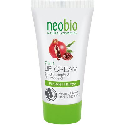 Neobio Organik Nar ve Badem Yağı 7 si 1 arada BB Krem 30 ml