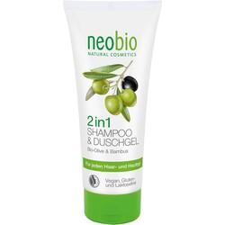 Neobio - Neobio Şampuan ve Duş Jeli 200ml