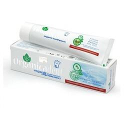 Organicadent - Organicadent Florürsüz Organik Diş Macunu 75ML