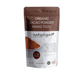 Naturiga - Naturiga Organik Kakao Tozu 100gr