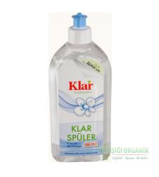 Klar - Klar Organik Bulaşık Makinesi Parlatıcısı 500ml