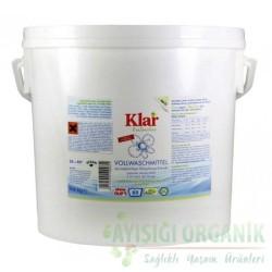 Klar - Klar Organik Çamaşır Makina Yıkama Tozu (Beyaz Ve Renkli) 4.4 Kg