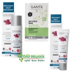 Logona - Organik Kuperozlu Bakım Cilt Paketi