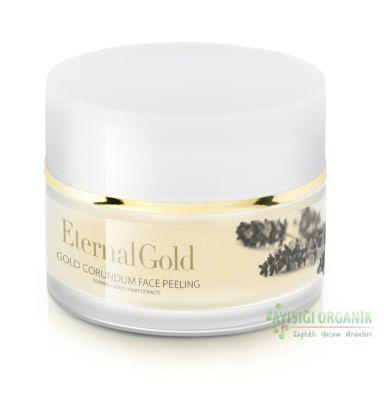 Organique Eternal Gold Corundum Yüz Peelingi 50ml