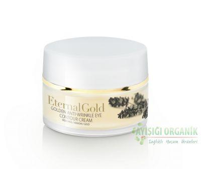 Organique Eternal Gold Kırışıklık Karşıtı Göz Kremi 15ml