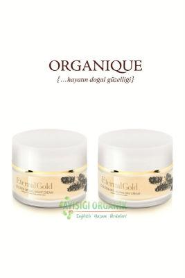 Organique Eternal Gold Yaşlanma Karşıtı Mini Cilt Bakım Seti_