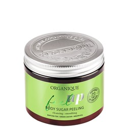 Organique - Organique Feel Up Matcha Çaylı ve Şekerli Peeling 200ML