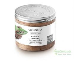 Organique - Organique Kahve Özlü İnceltici Şekerli Peeling 200ml