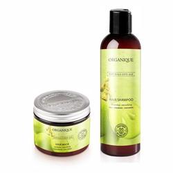 Organique - Organique Kuru Saçlar İçin Anti Age Saç Bakım Seti_