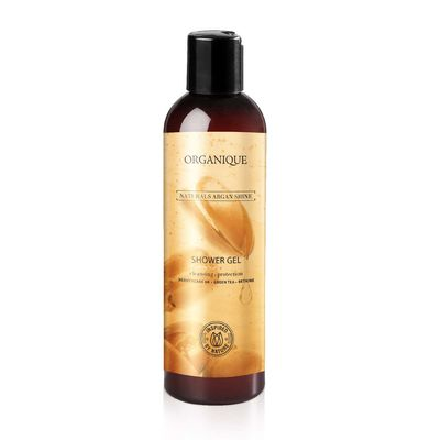 Organique Natural Argan Shine Duş Jeli 250ml