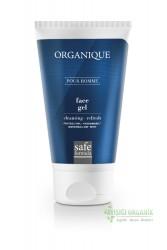 Organique - Organique Natural Pour Homme Yüz Yıkama Jeli 150ml