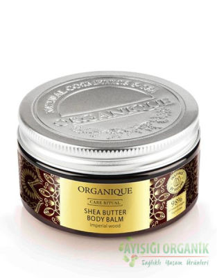 Organique Shea Butter Balm Imperial Wood