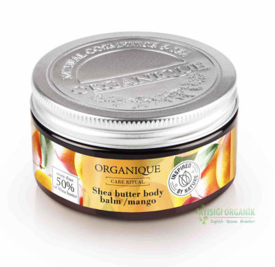 Organique Shea Butter Balm Mango