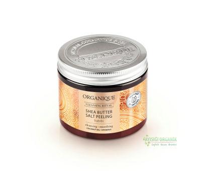 Organique Shea Butter Tuzlu Peeling - Habibi - 200 gr