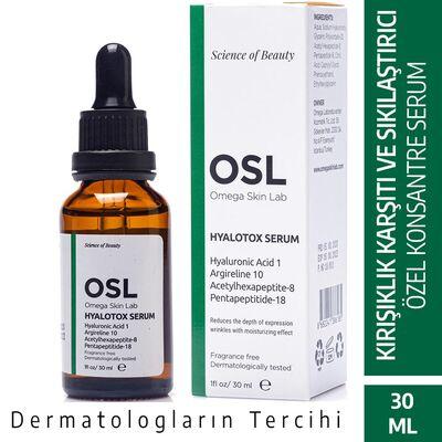 OSL Omega Skin Lab Hyalotox Serum 30ml