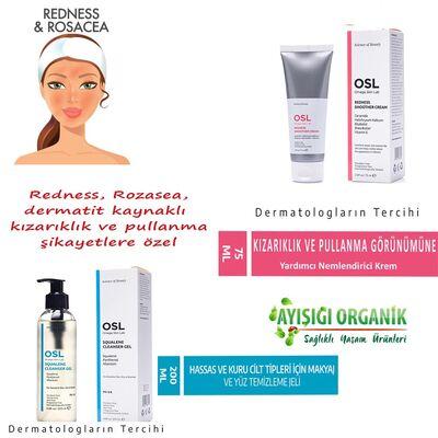 OSL Omega Skin Lab Kızarıklık ve Pullanma Karşıtı Cilt Bakım Seti