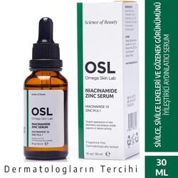 OSL Omega Skin Lab - OSL Omega Skin Lab Niacinamide Zinc Serum 30ml