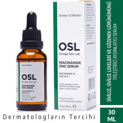 OSL Omega Skin Lab Niacinamide Zinc Serum 30ml