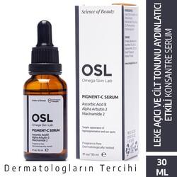 OSL Omega Skin Lab - OSL Omega Skin Lab Pigment C Serum 30ml