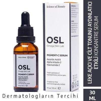 OSL Omega Skin Lab Pigment C Serum 30ml