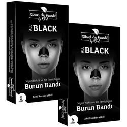 Rituel de Beaute - Rituel De Beaute Black Aktif Karbon Siyah Nokta Temizleyici Bant 2Kutu
