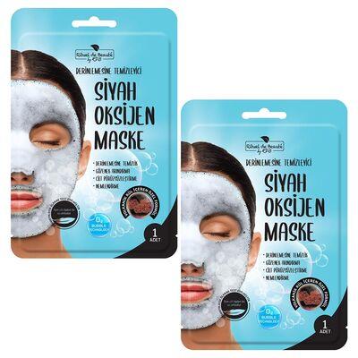 Rituel De Beaute Oksijen Yüz Maskesi 2Pk