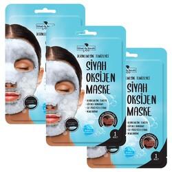 Rituel de Beaute - Rituel De Beaute Oksijen Yüz Maskesi 3Pk