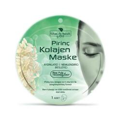 Rituel de Beaute - Rituel de Beaute Pirinç Kolajen Yüz Maskesi 1 Adet