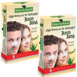 Rituel de Beaute - Rituel De Beaute Siyah Nokta ve Kir Temizleyici Burun Bandı 2 kutu