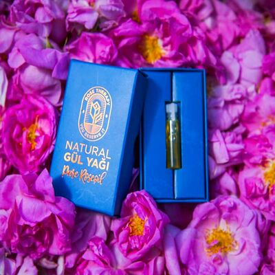 Rose Therapy Gül Yağı 1ML