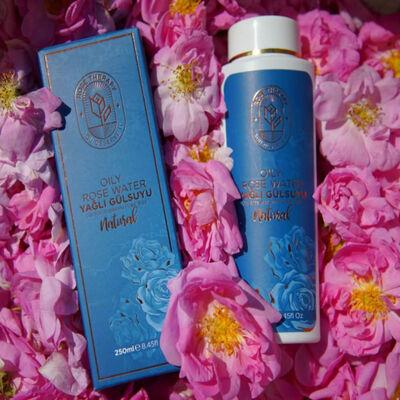 Rose Therapy Yağı Alınmamış Gül Suyu 250ML