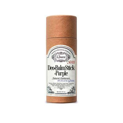 Rosece Doğal Deodorant Deo Balm Stick Purple 60 ml