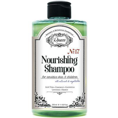 Rosece Hassas Ciltler ve Çocuklar için Besleyici Şampuan 350ml