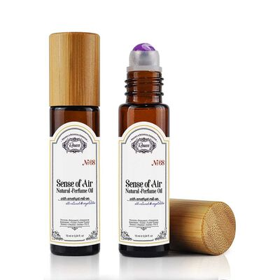 Rosece Yağ Bazlı Parfüm Sense of Air Ametist Roll on 10 ML
