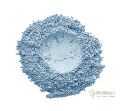 Sampure Minerals Mineral Göz Farı Gök Mavisi 1gr
