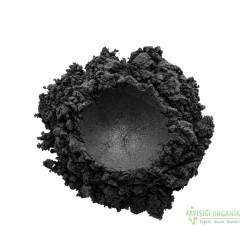 Sampure Minerals - Sampure Minerals Mineral Göz Farı Işıltılı Siyah 1gr