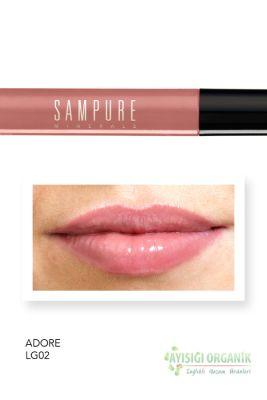 Sampure Minerals Mineral Lipgloss Adore 9ml