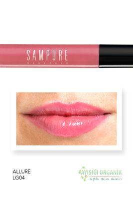 Sampure Minerals Mineral Lipgloss Allure 9ML