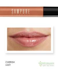 Sampure Minerals - Sampure Minerals Mineral Lipgloss Cherish 9ml