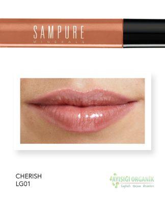 Sampure Minerals Mineral Lipgloss Cherish 9ml