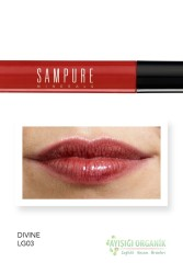 Sampure Minerals - Sampure Minerals Mineral Lipgloss Divine 9ml