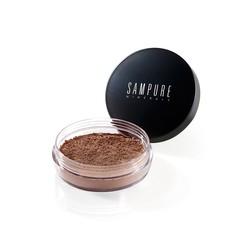 Sampure Minerals Mineral Loose Foundation Toz Fondöten Caramel 25g - Thumbnail